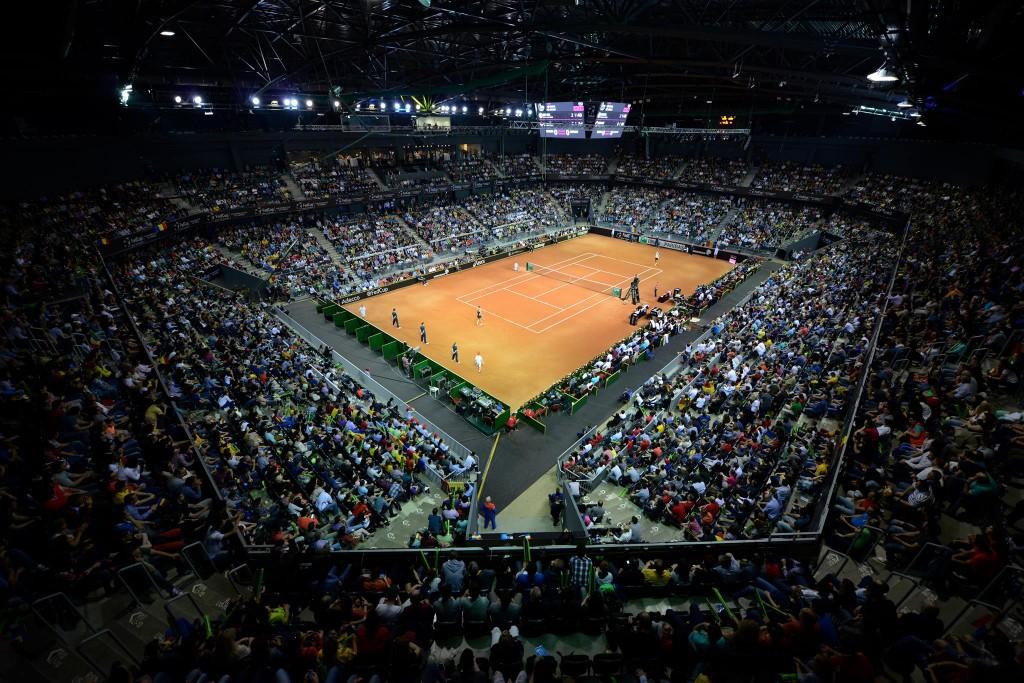 Cupa Davis: România – Spania