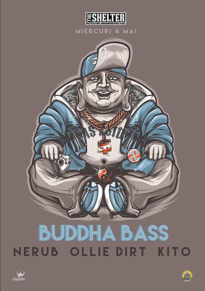 Buddha Bass @ The Shelter