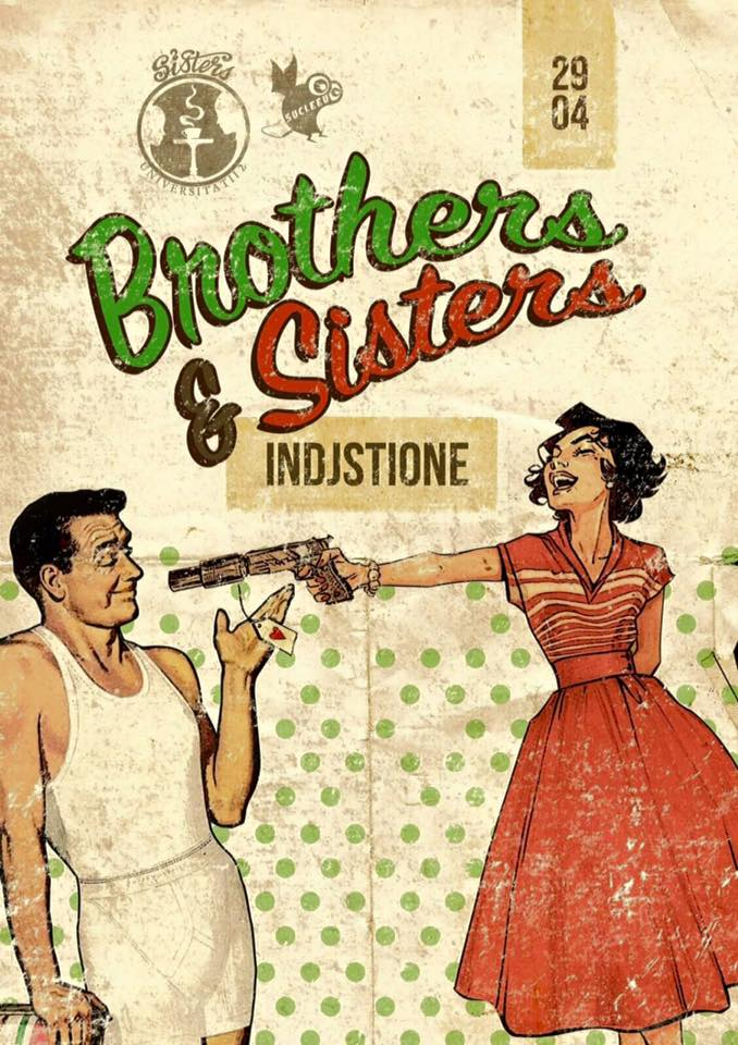 Indjstione @ Sisters