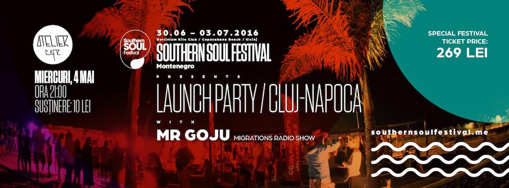 Southern Soul Festival Launch @ Atelier Cafe