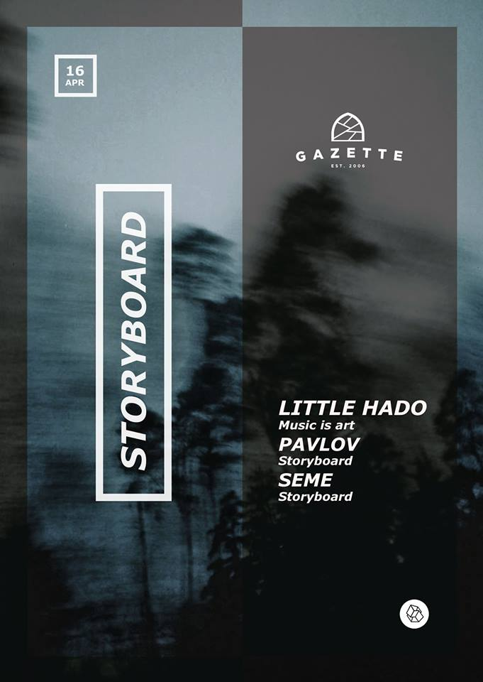 Little Hado / Pavlov / Seme @ La Gazette