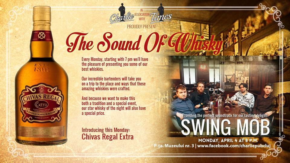 The Sound of Whisky @ Charlie