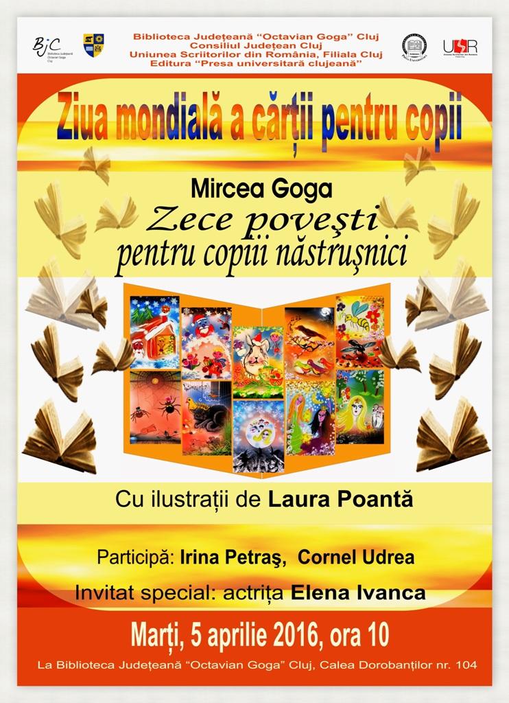 Lansare de carte @ Biblioteca Județeană