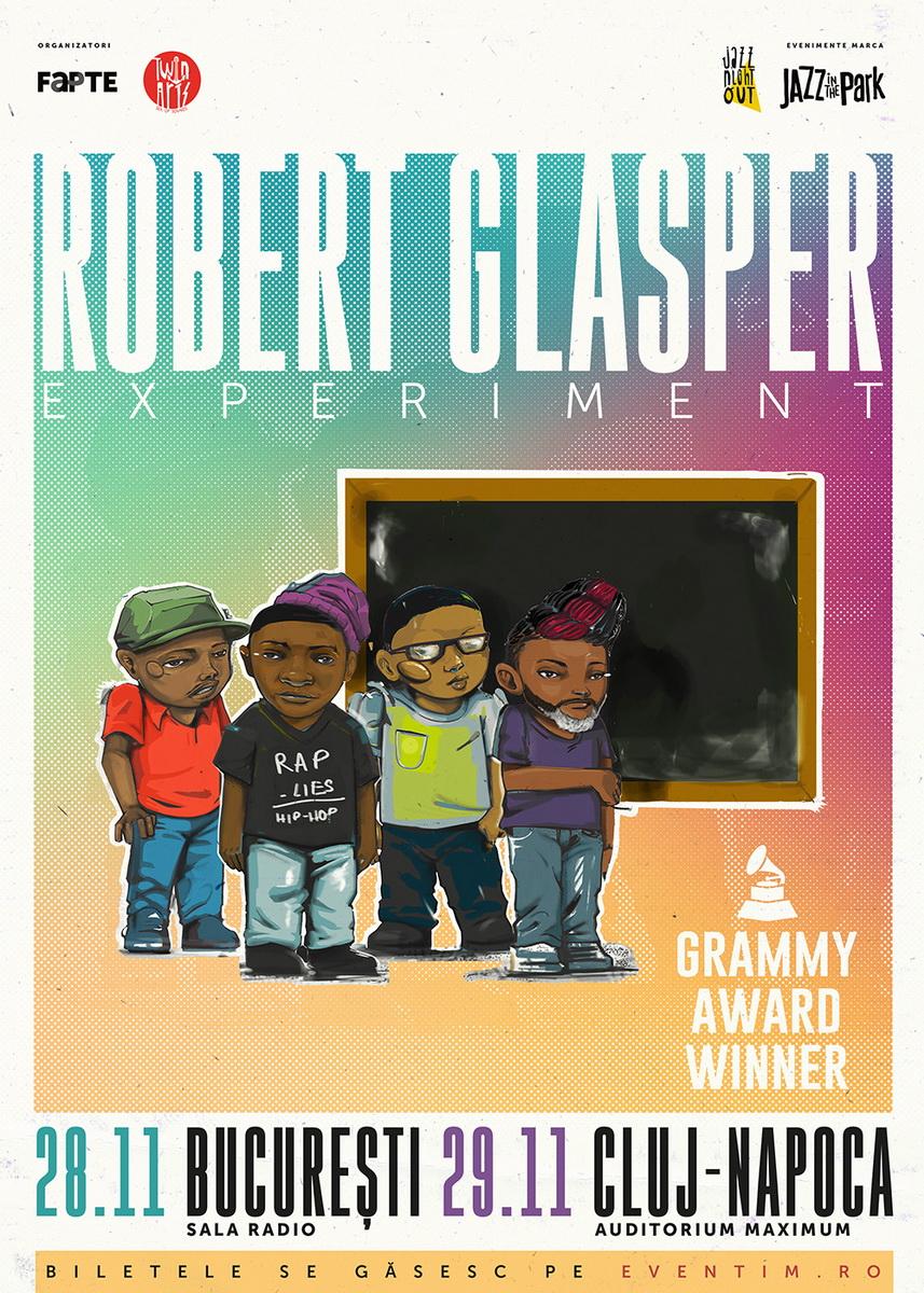 Robert Glasper Experiment @ Auditorium Maximum
