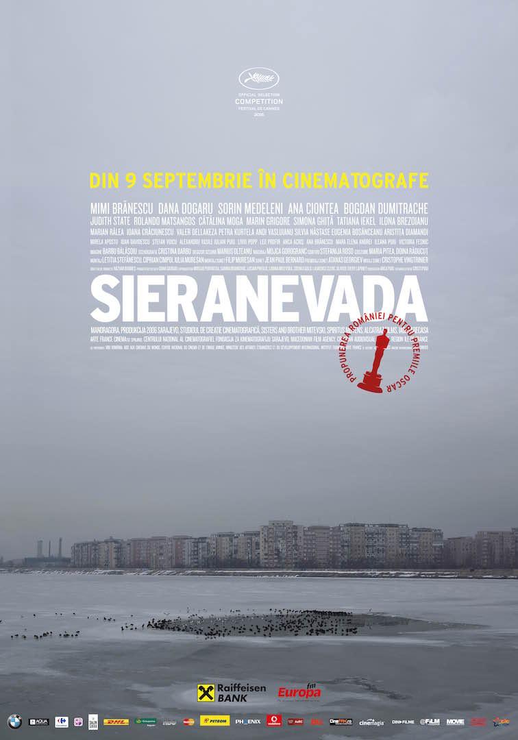 Sierranevada – Proiecție de gală @ Cinema Florin Piersic