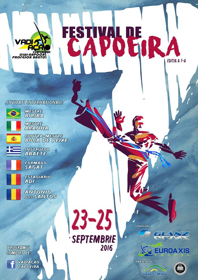 Festival de Capoeira @ FSEGA