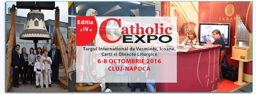 Catholic Expo Cluj 2016 @ Expo Transilvania