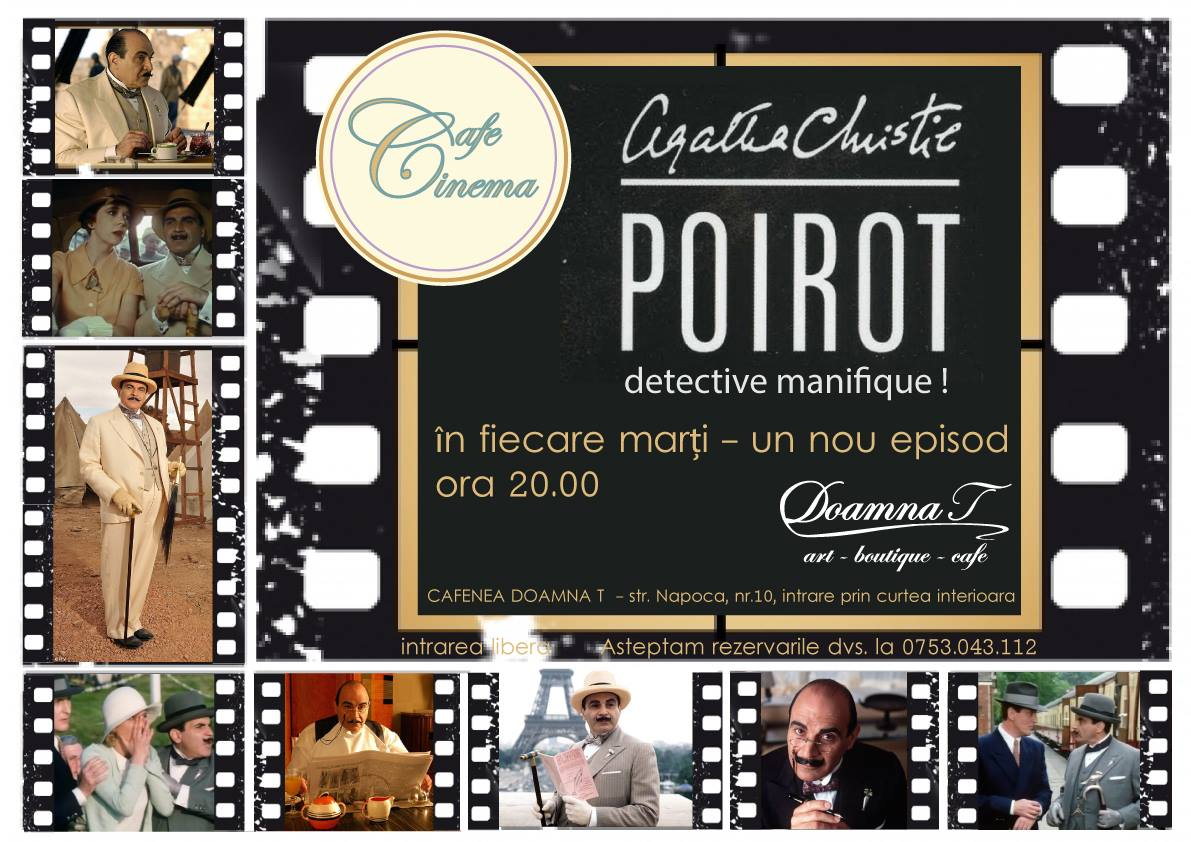 Cinema Cafe @ Doamna T