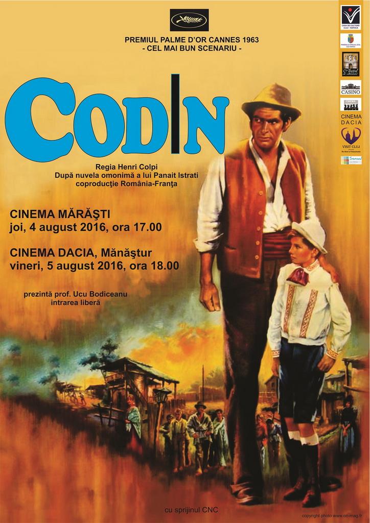 Codin @ Cinema Dacia și Mărăști