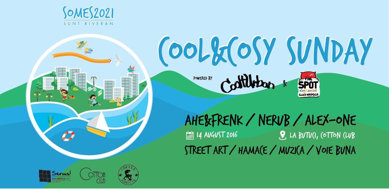 Someș2021: Cool&Cosy Sunday