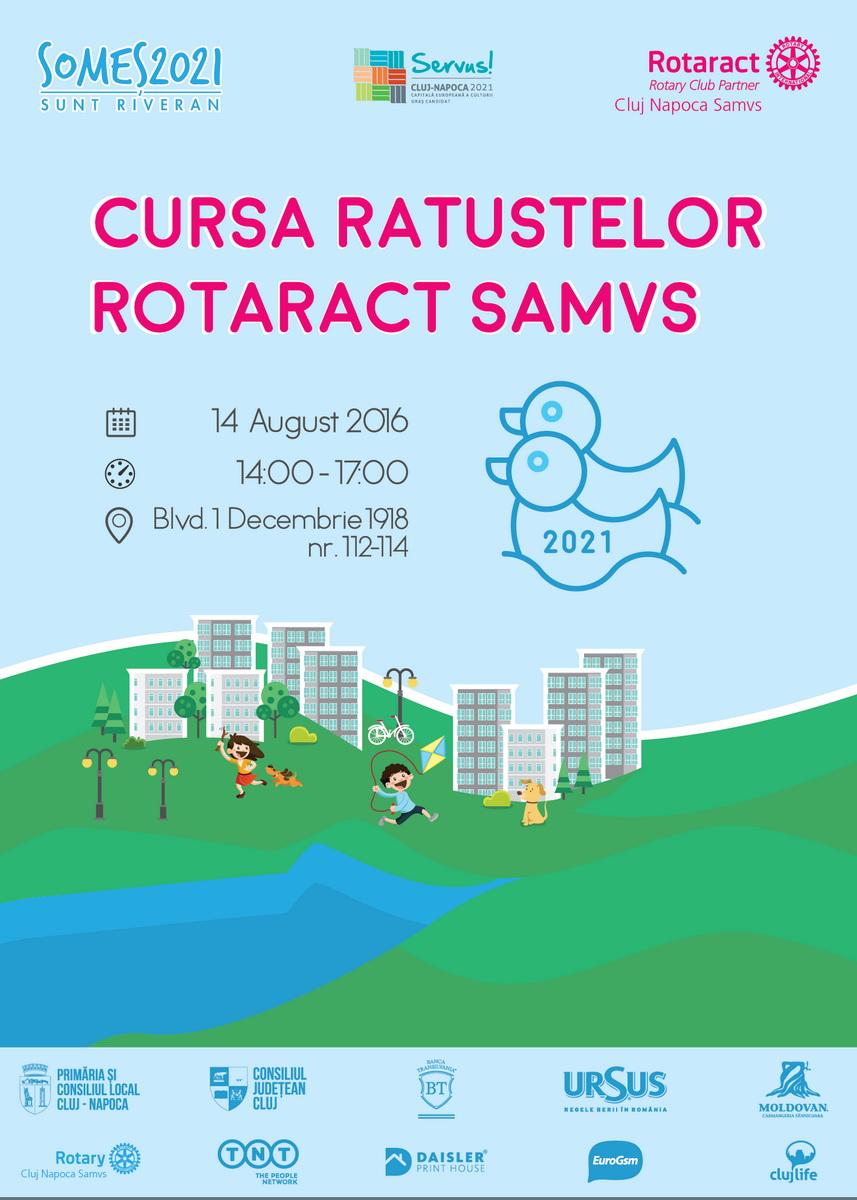 Cursa Rățuștelor Rotaract Samvs