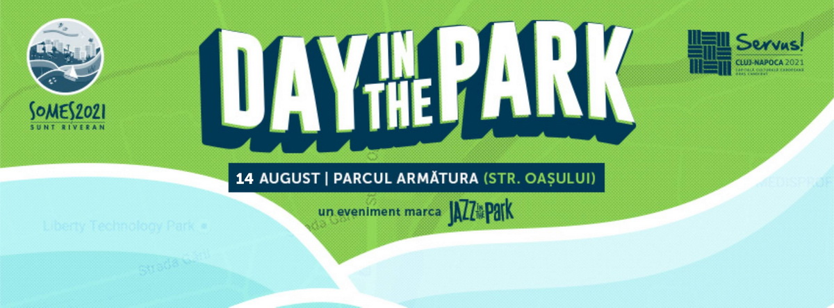 Day in the park @ Parcul Armătura