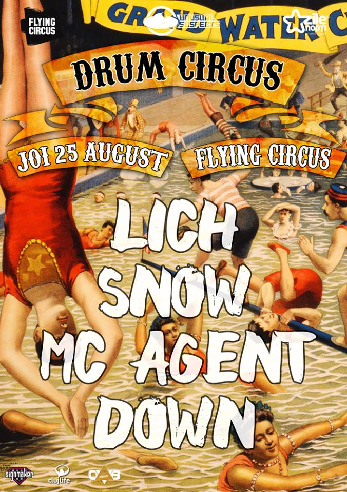 Drum Circus @ Flying Circus Pub