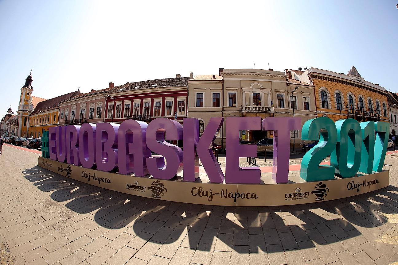 Începe numărătoarea inversă până la EuroBasket 2017