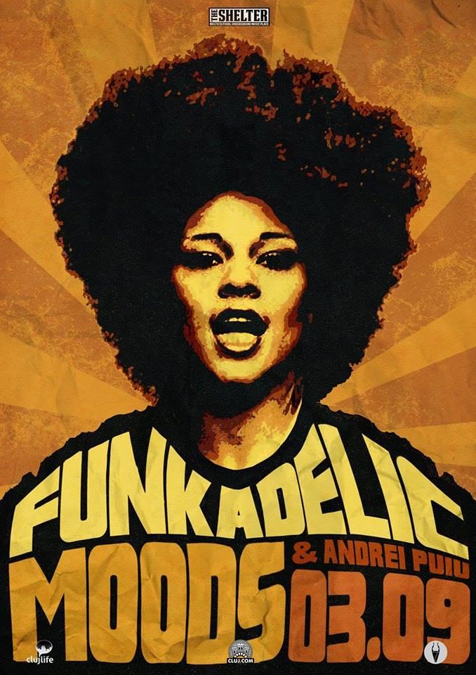 Funkadelic Moods & Andrei Puiu @ The Shelter