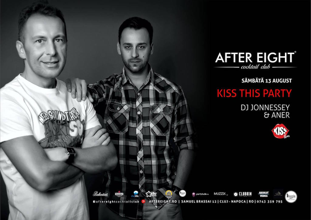 Kiss This Party @ After Eight