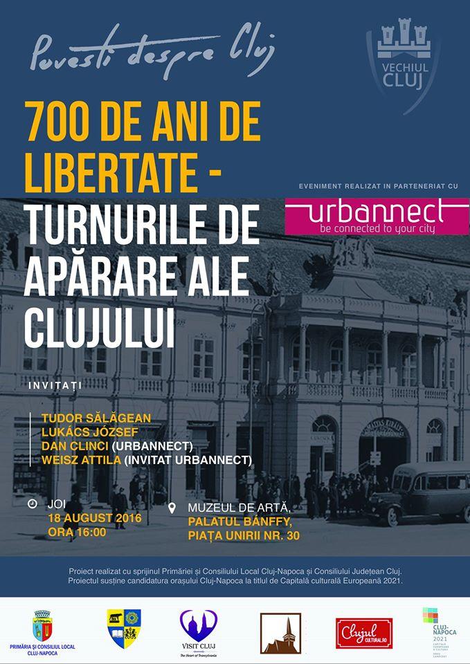 700 de ani de libertate @ Muzeul de Artă