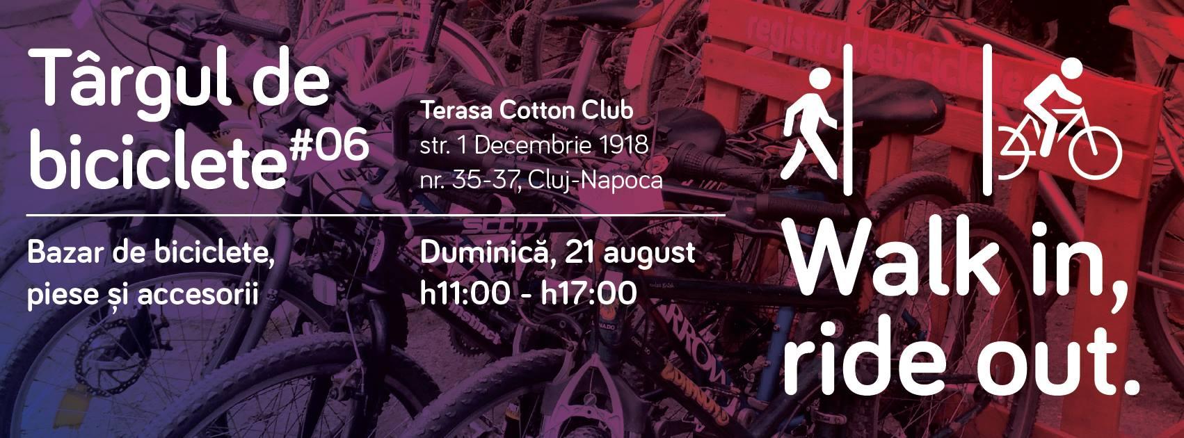 Târgul de Biciclete #06 @ Cotton