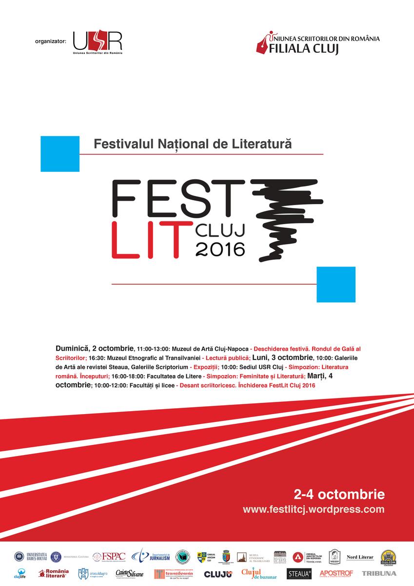 FestLit Cluj 2016