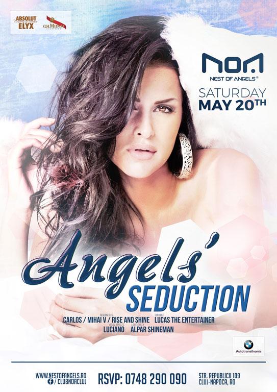 Angel's Seduction @ Club NOA