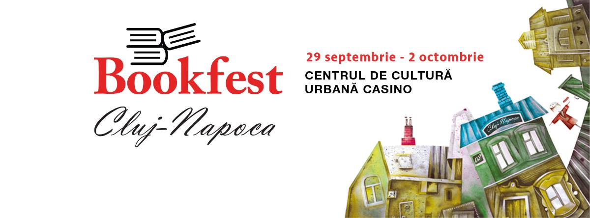 Salonul de Carte Bookfest Cluj-Napoca, ediția a V-a