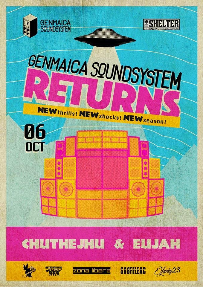 Genmaica Soundsystem [Revine]
