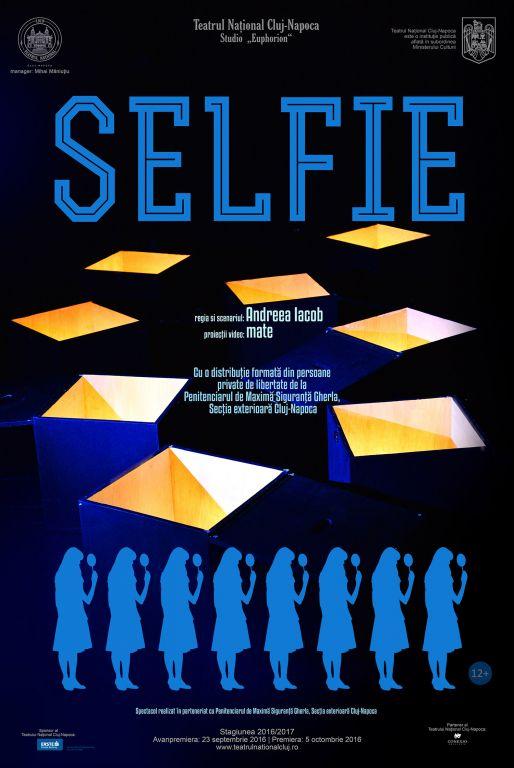 "Selfie @ T.N. ""Lucian Blaga"" – Studio Euphorion"