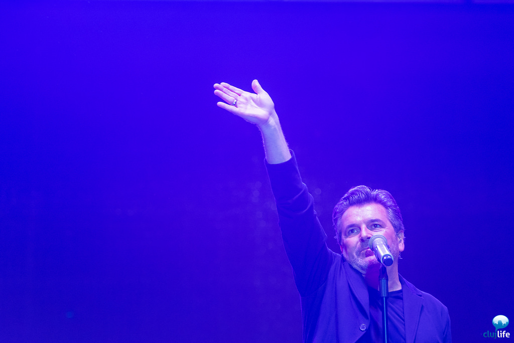 Poze: Thomas Anders and The Modern Talking Band @ Sala Polivalentă