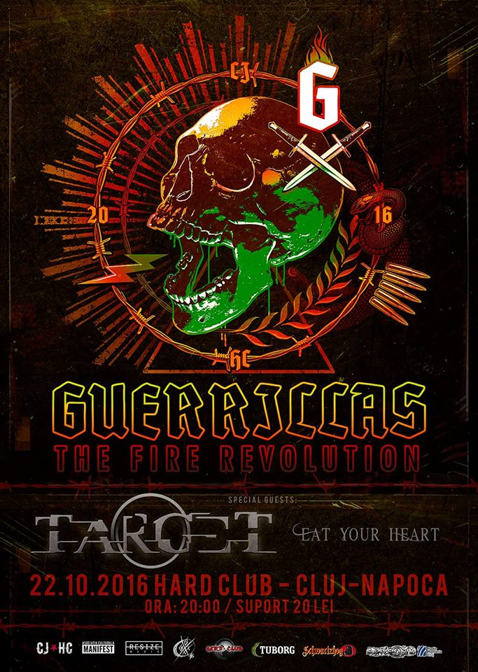 Guerrillas @ Hard Club