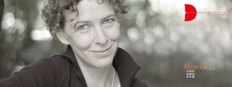 Lectură publică / Lesung: Katharina Hacker @ Humanitas