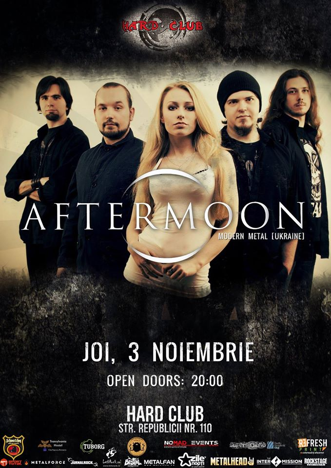Aftermoon @ Hard Club