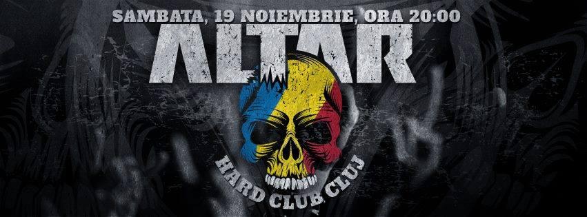 Altar @ Hard Club