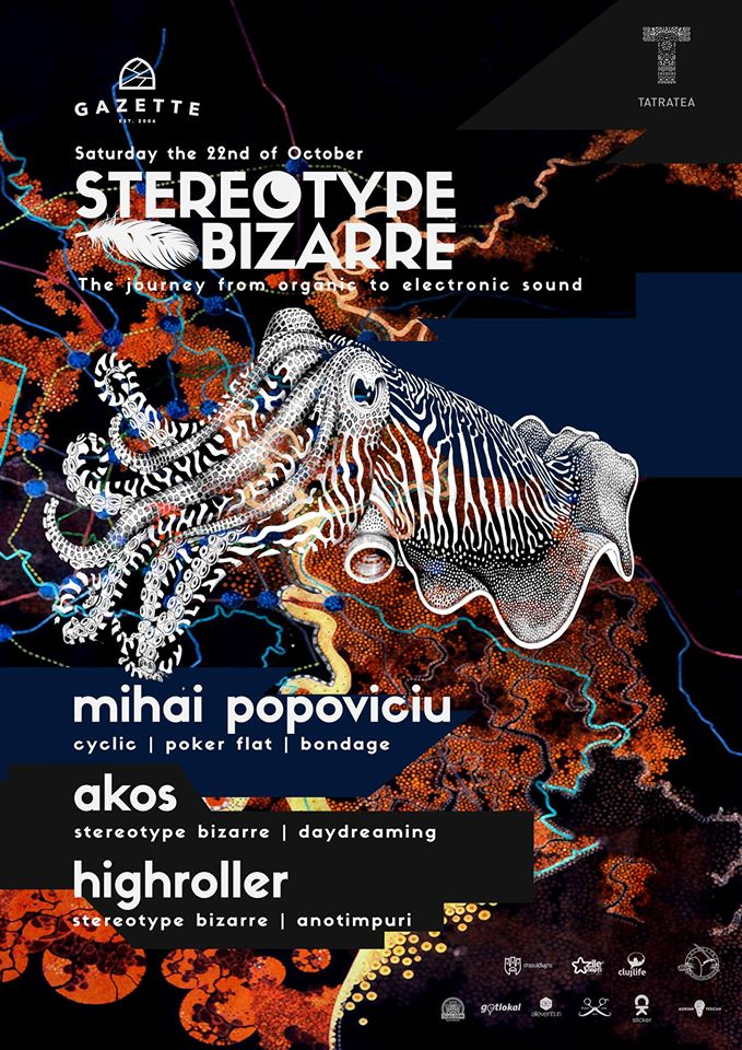 Mihai Popoviciu / Akos / Highroller @ La Gazette