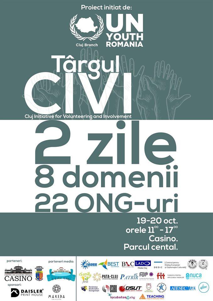 Târgul CIVI @ Clădirea Casino