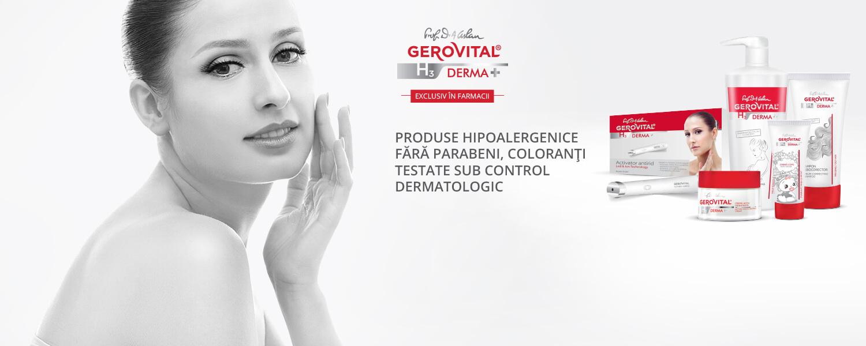 Farmec oferă produse tratament pentru afecțiuni specifice ale tenului și pielii