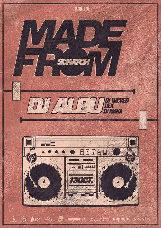 Made From Scratch – DJ Al*bu