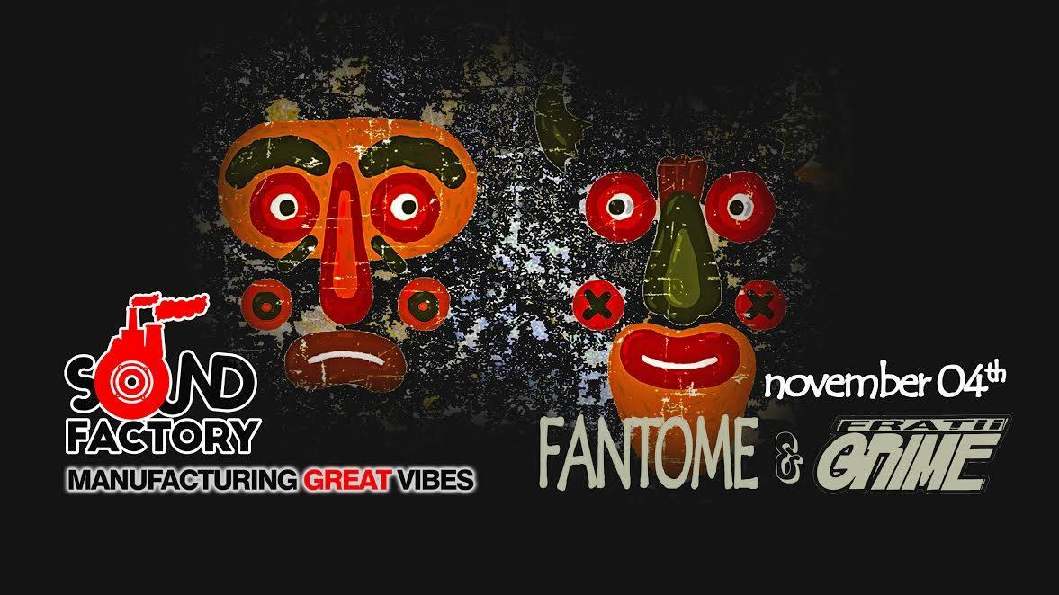 Fantome & Frații Grime @ Euphoria Music Hall