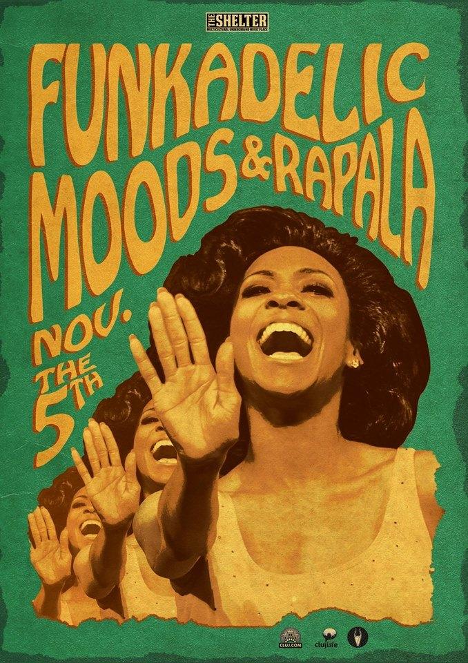 Funkadelic Moods & Rapala @ The Shelter