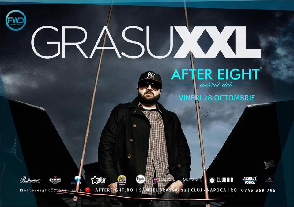 Grasu XXL @ After Eight
