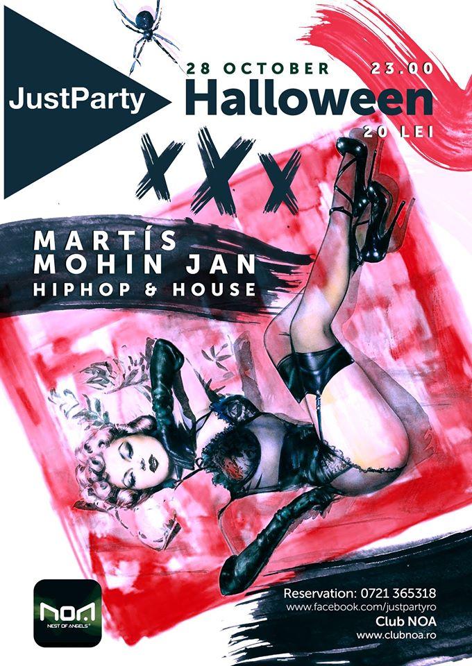 Halloween xXx @ Club NOA
