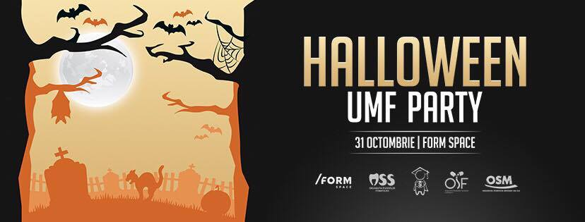 UMF Halloween Party