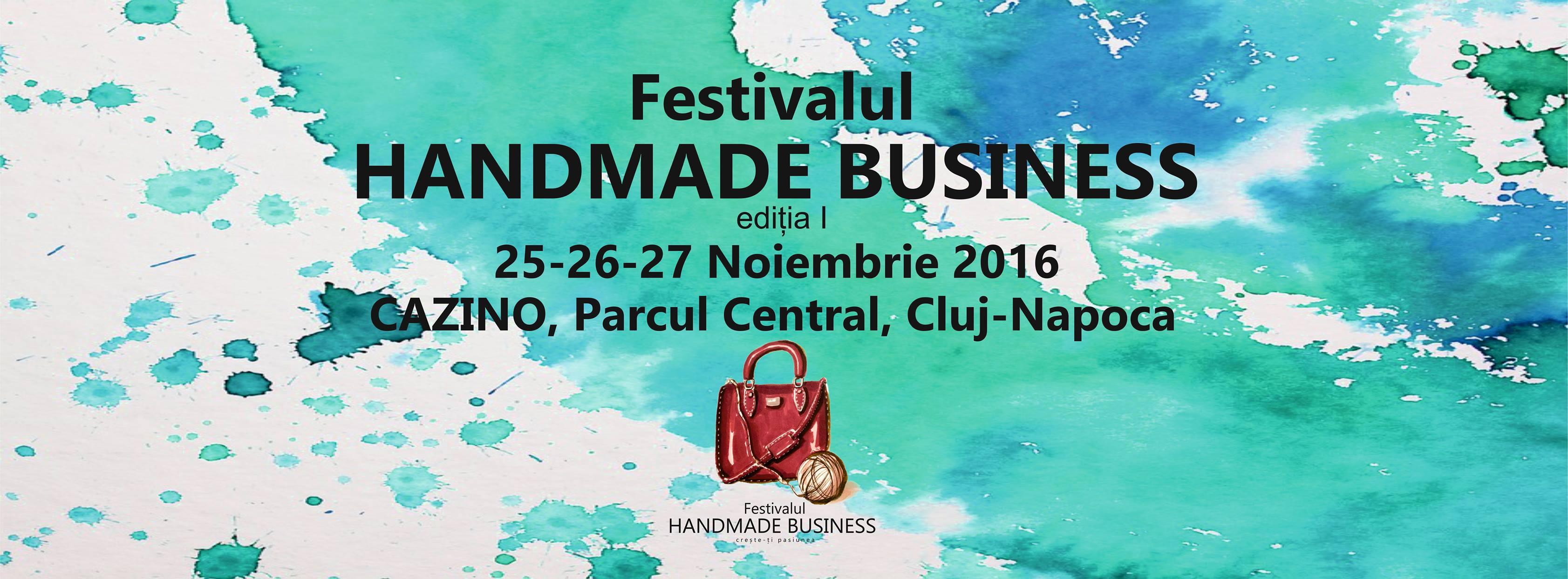 Handmade Business @ Cladirea Casino