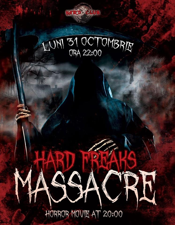Hard Freaks Massacre @ Hard Club