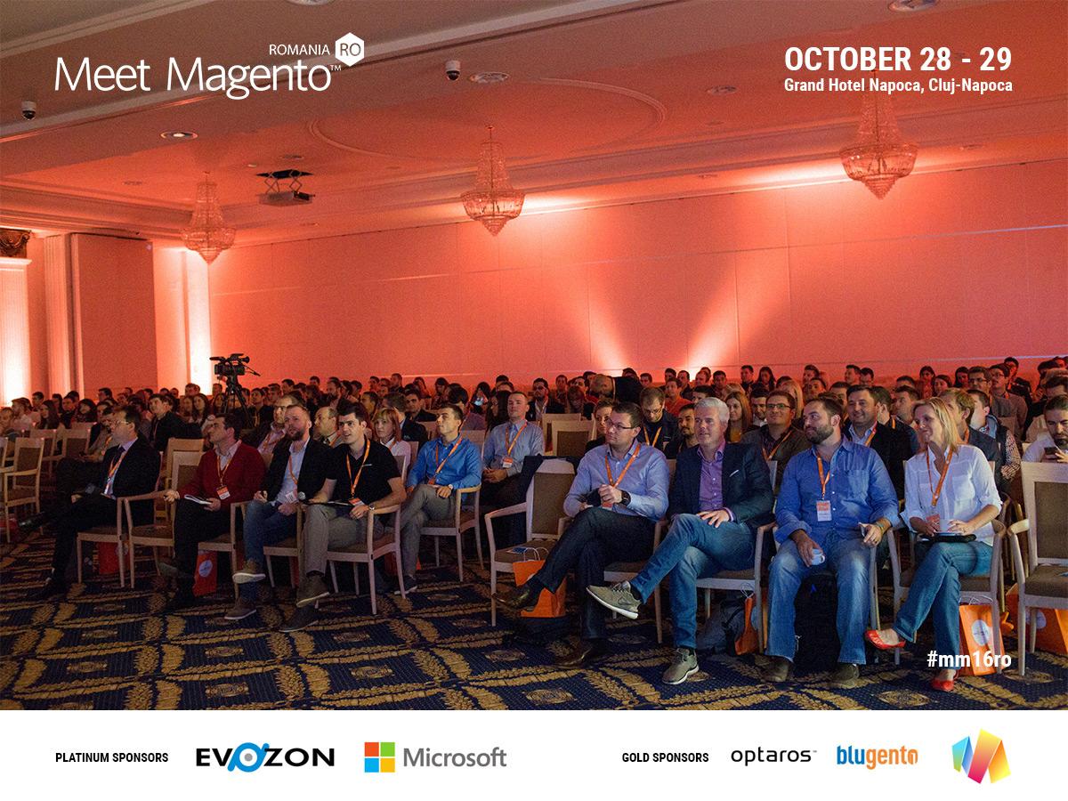 Cele mai mari branduri ale industriei IT discută pe tema comerțului online, la Meet Magento