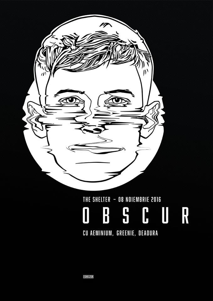 Obscur @ The Shelter