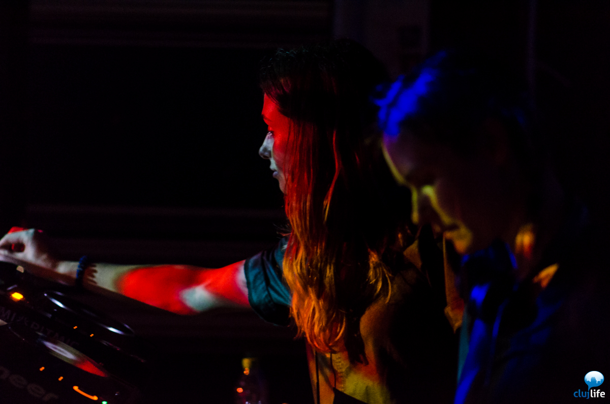 Poze: Olga Korol / Dasha Redkina / Paul K / RQZ @ Club Midi