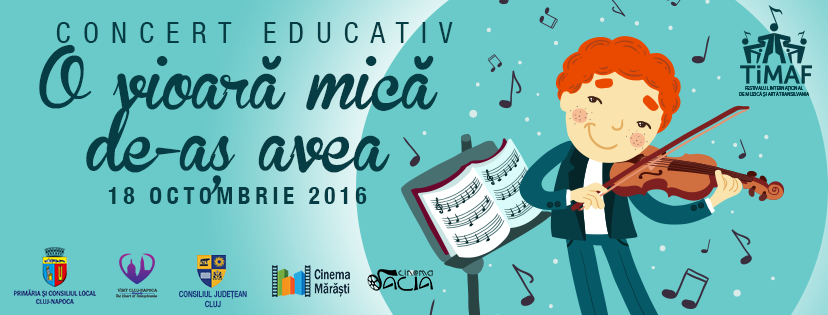 Concerte educative @ TiMAF