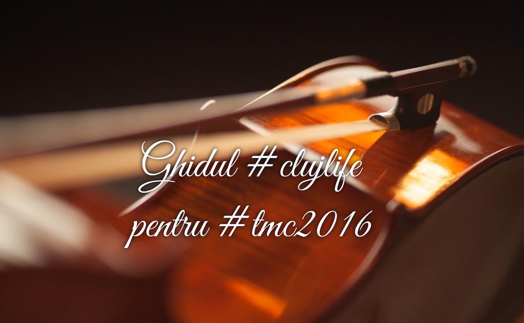 Ghidul #clujlife pentru Toamna Muzicală Clujeană