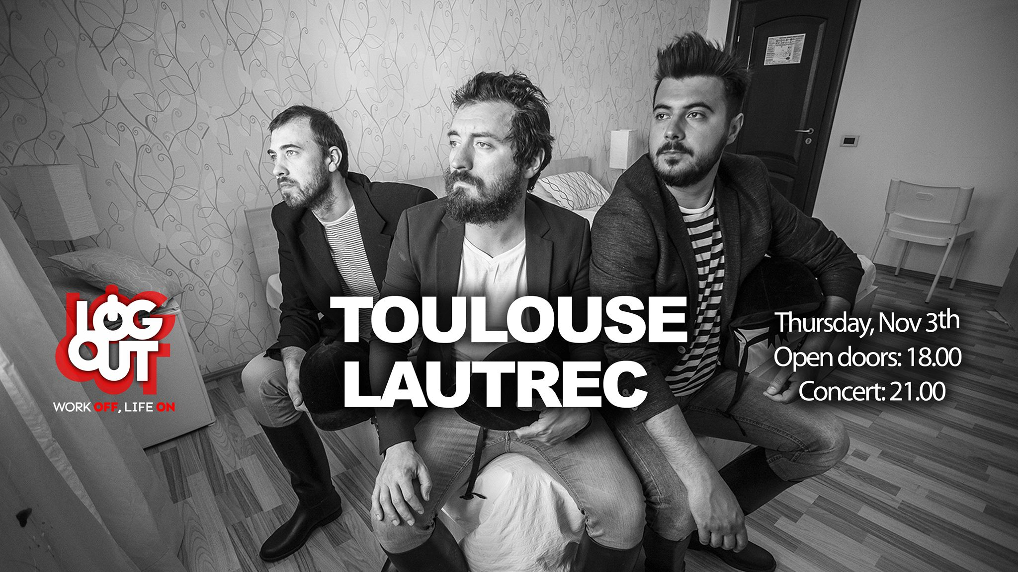 Toulouse Lautrec @ Euphoria Music Hall