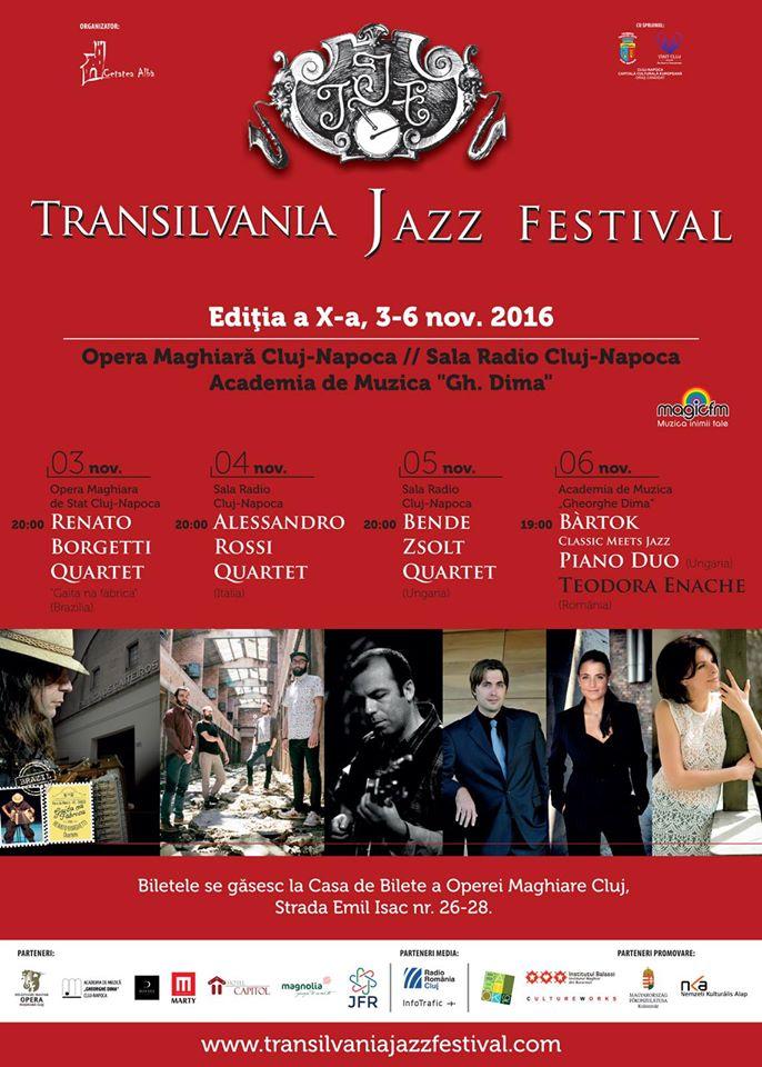 Transilvania Jazz Festival 2016